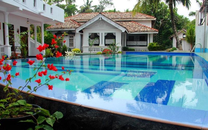 Pool at Liyange Resort