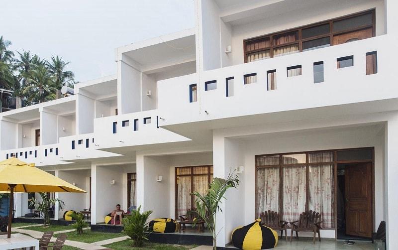 Serenity Resort in Mirissa