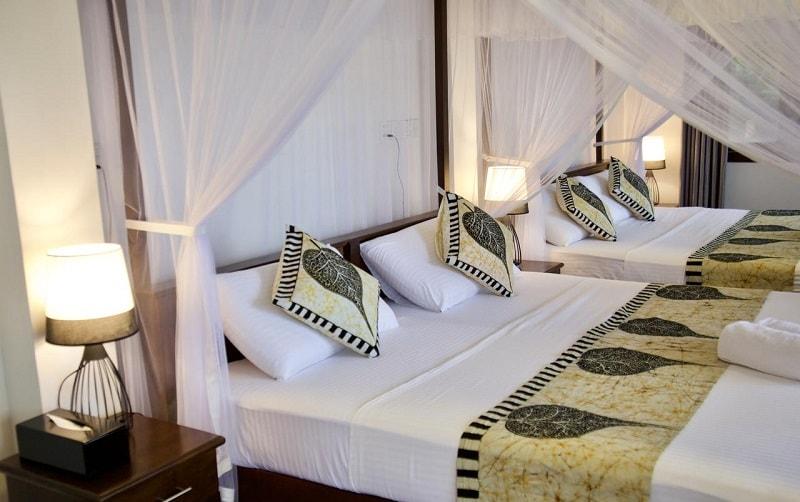 Rooms at Glamour Mirissa