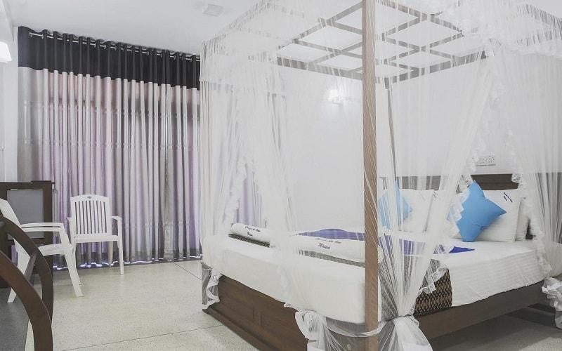 Rooms at Randiya Sea View Hotel 5 Star