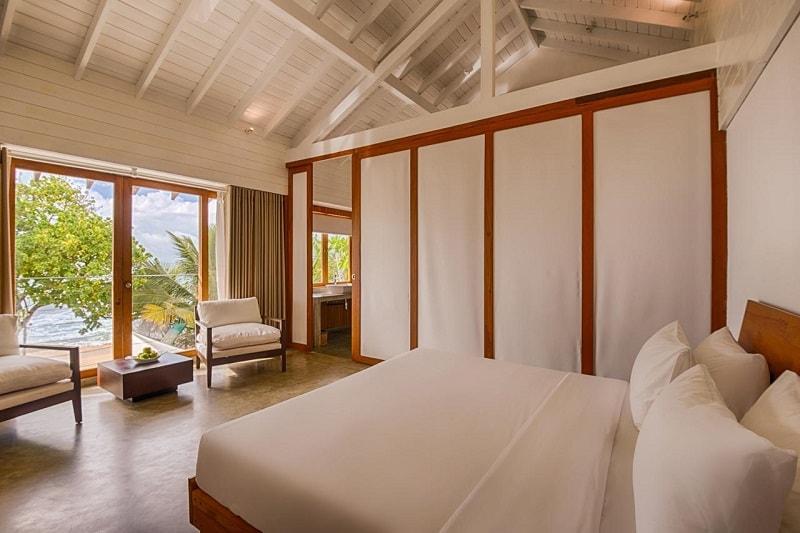 Rooms at Ubuntu Beach Villas By Lantern