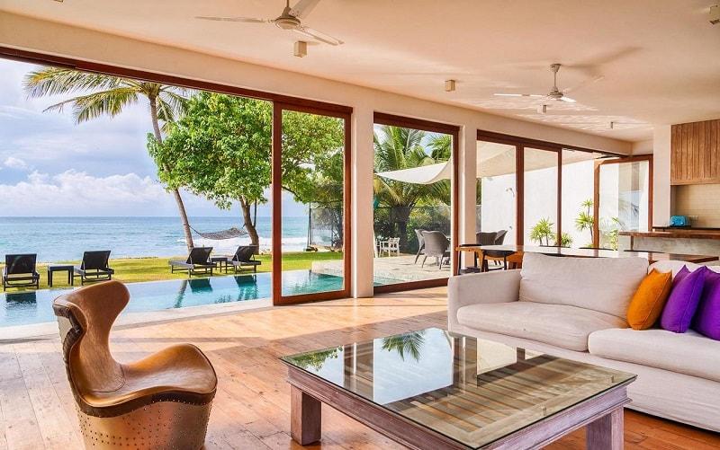 Lounge Area Ubuntu Beach Villas By Lantern