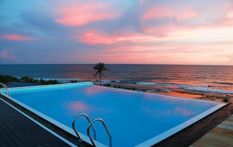Pool at Mirissa Gate Hotel