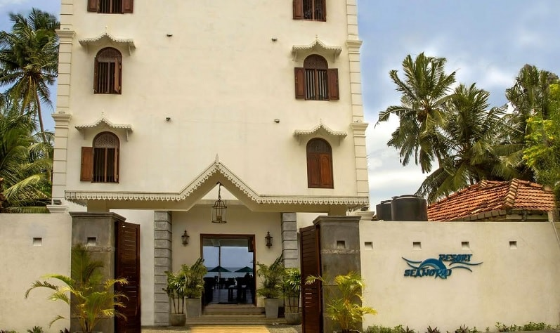Seaworld Resort in Mirissa