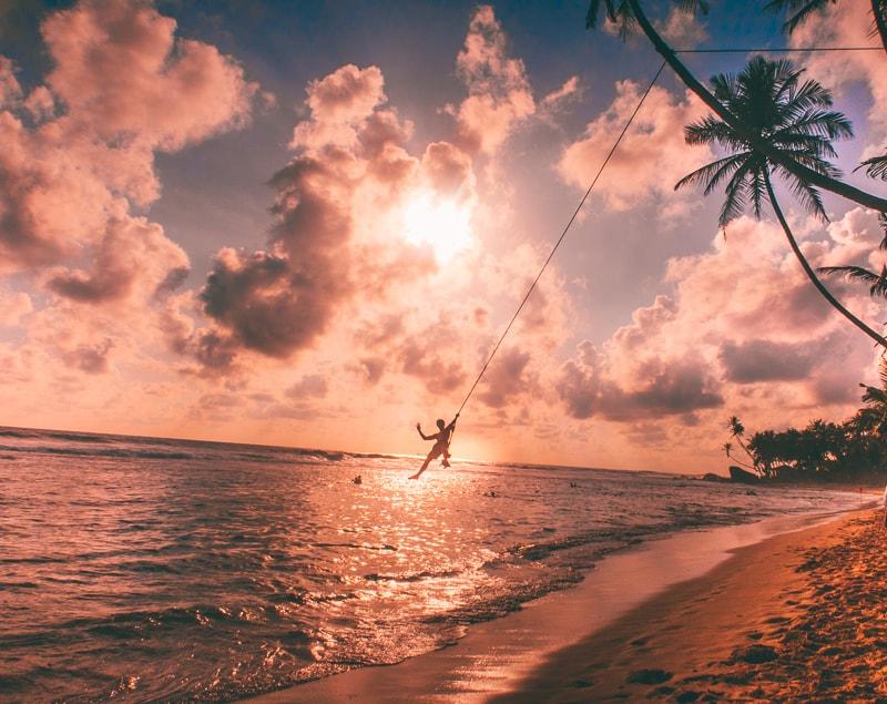 Delawala Swing, Sri Lanka