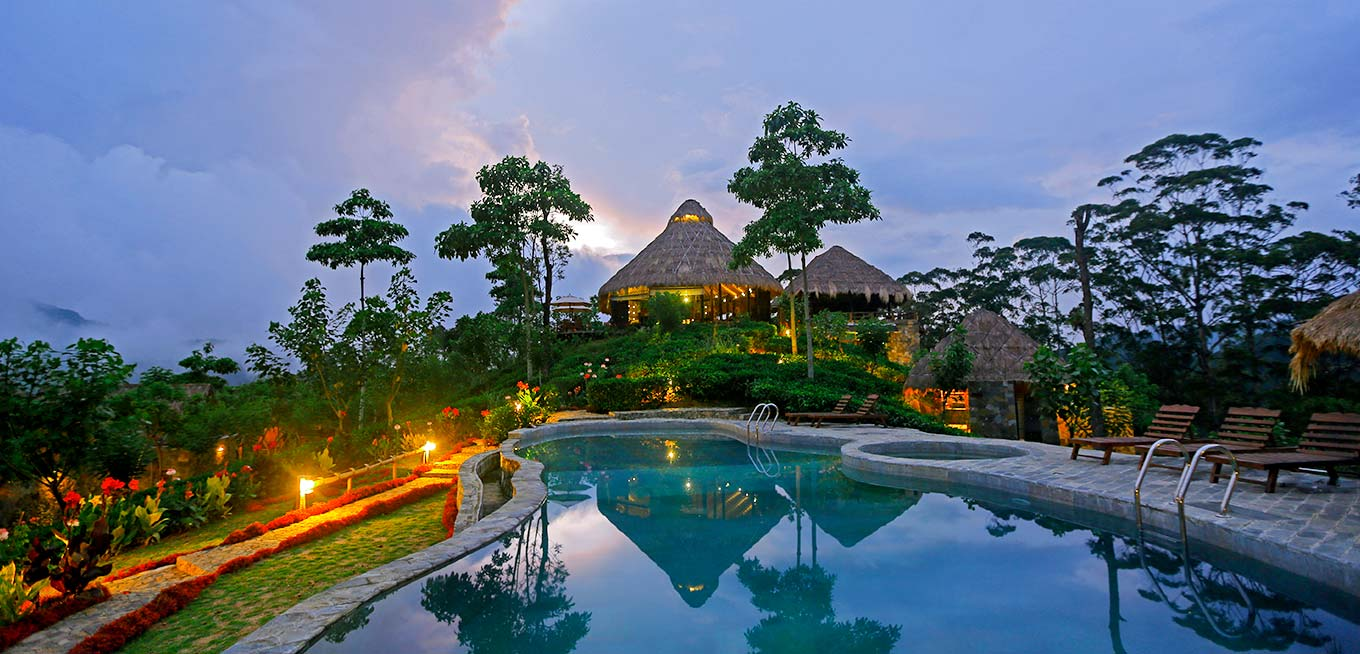 98 acres resort and spa