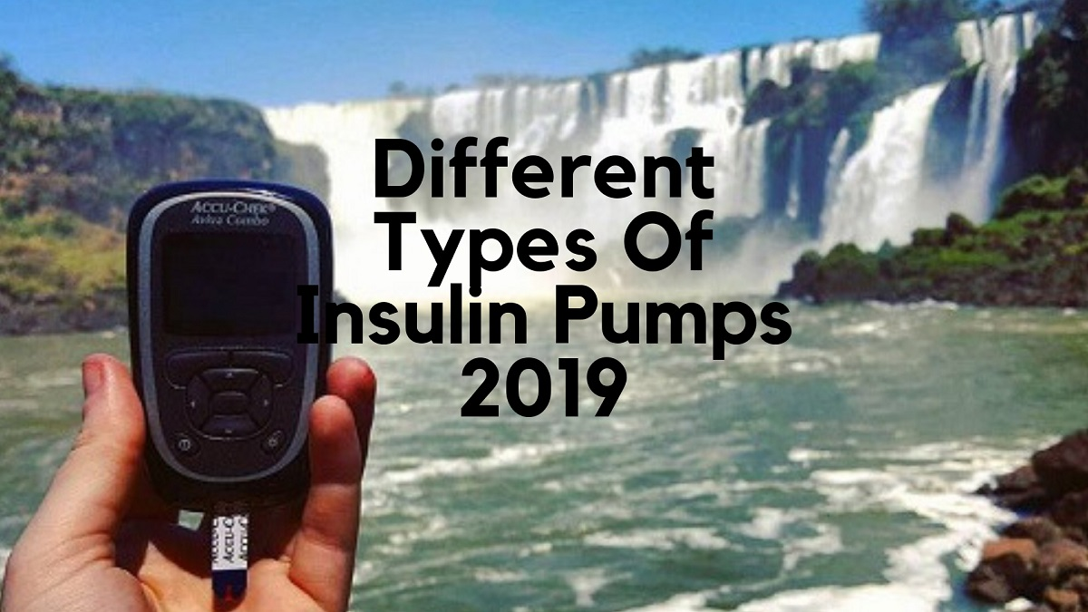 types of insulin pumps