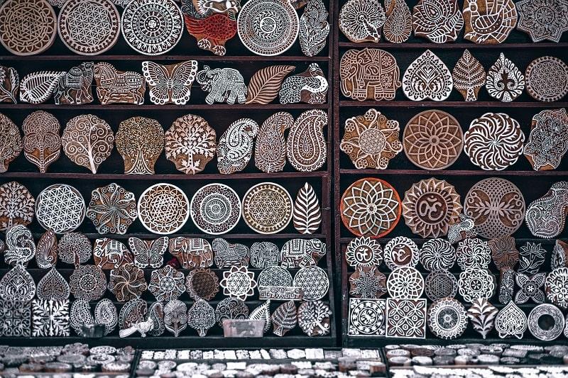 marketin delhi