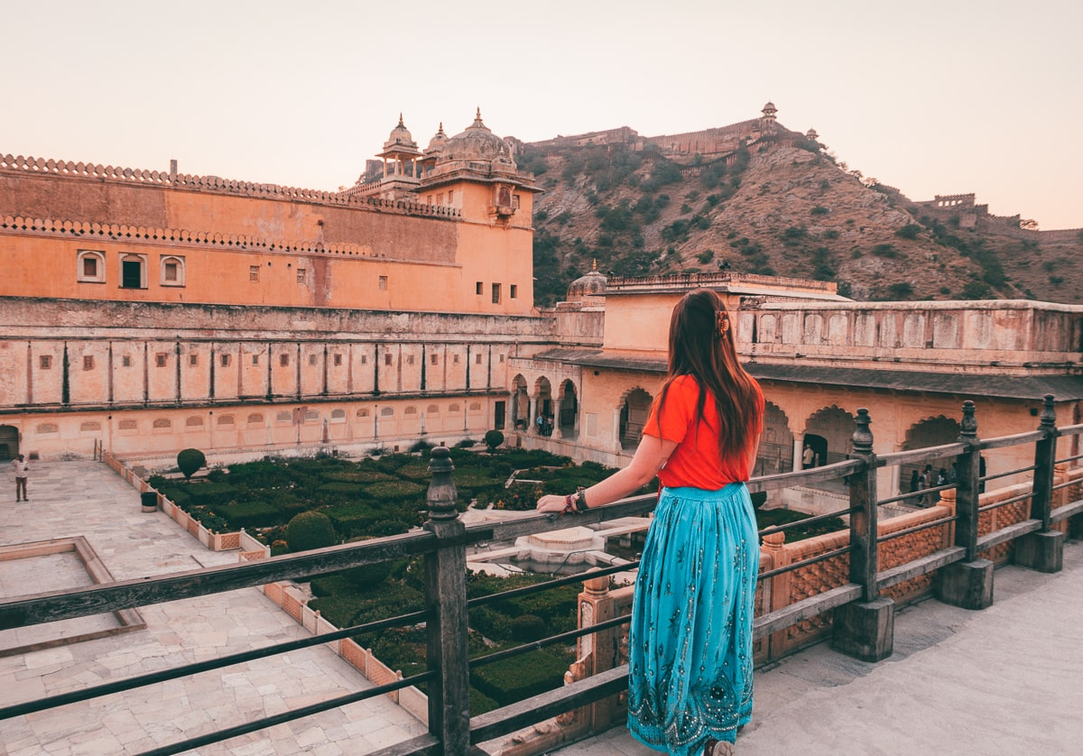 visiting Jaipur in one day