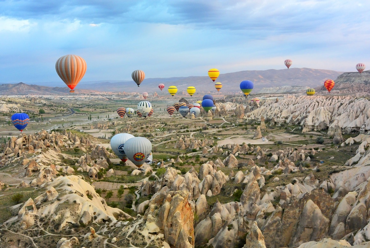 romantic destinations in Turkey
