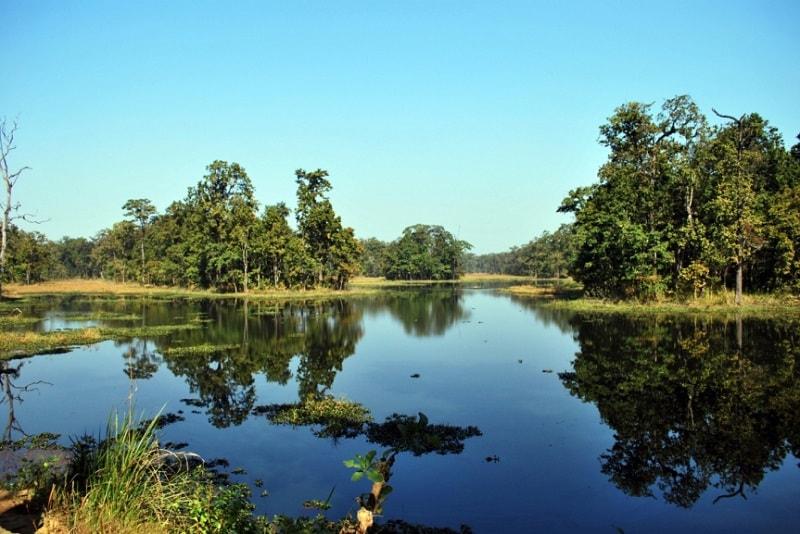 20,000 lake in chitwan