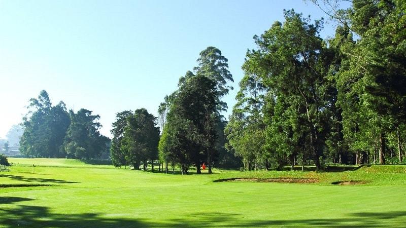 travel photos Nuwara Eliya Golf Course