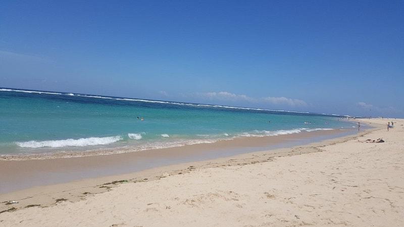 nusa dua beach