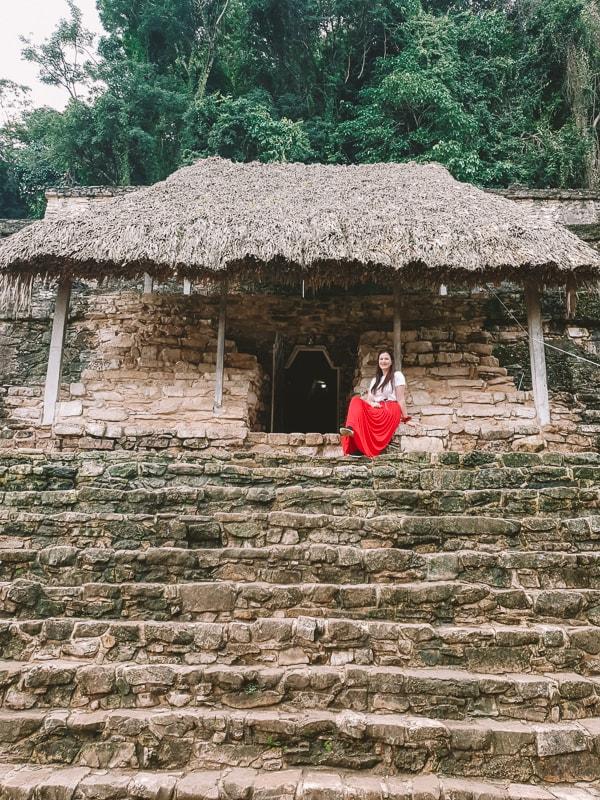Palenque ruins mexico