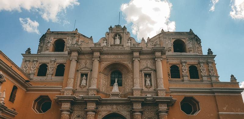 church in antigua