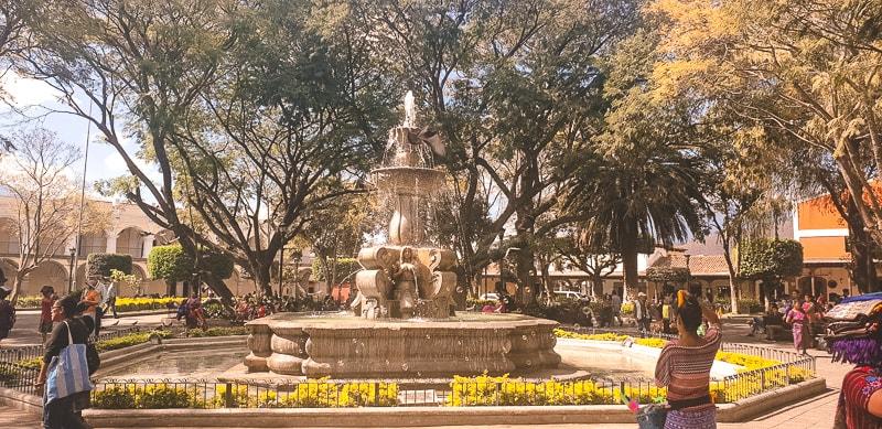 central park antigua