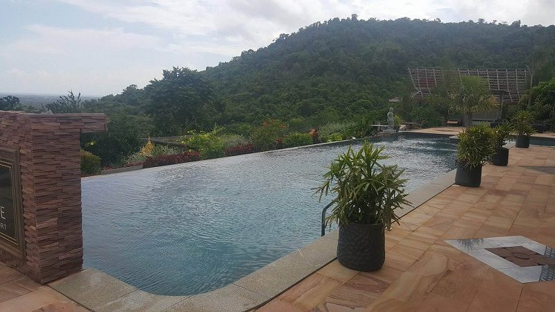Pepper farm hidden luxury hotel