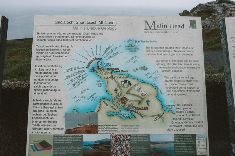 maliin head sign
