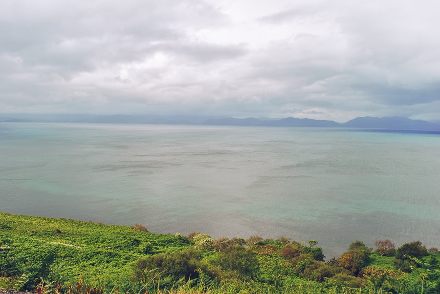 water on ring of kerry