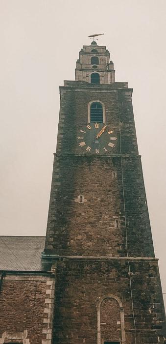 shandon bell tower