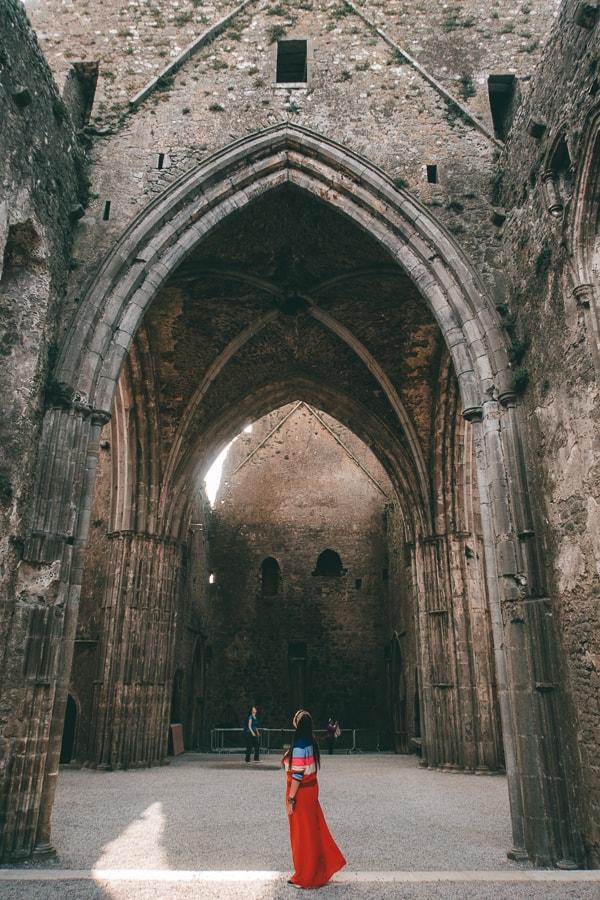 castle in cashel