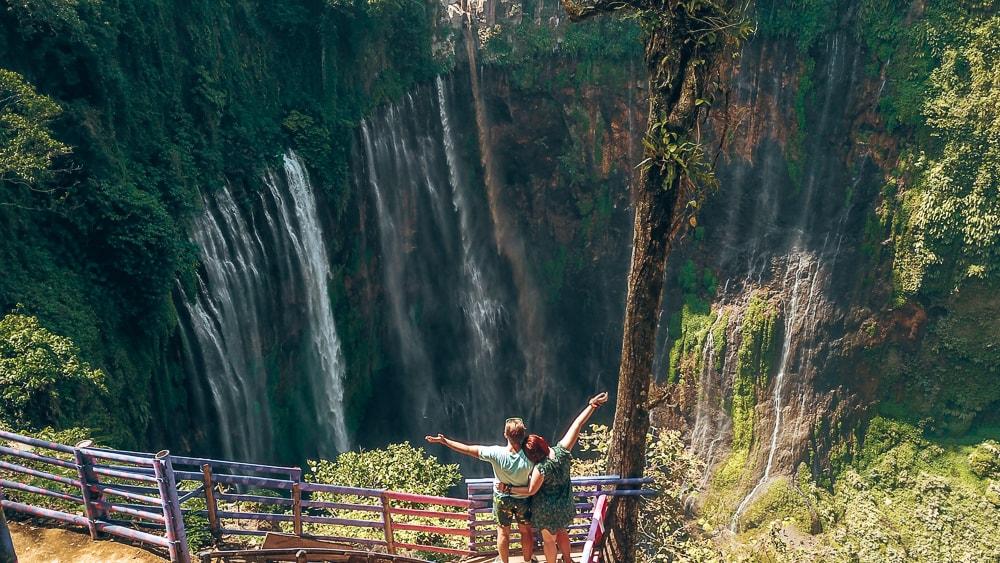 sekumpal waterfall