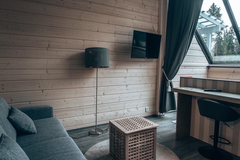 auroa huts deluxe
