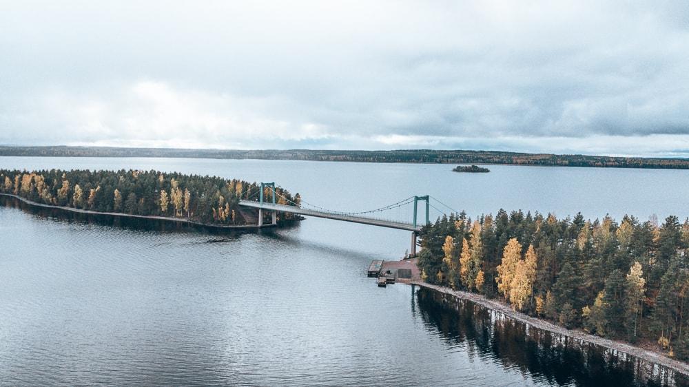 finland bridge