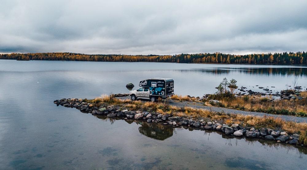 beautiful views when in finland