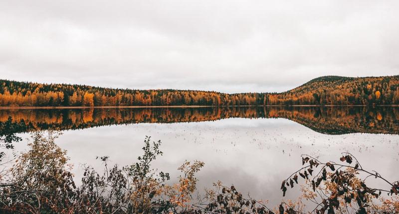 beautiful views in finland