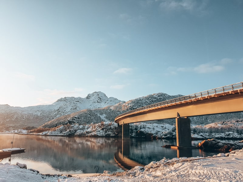 lofoten bridges