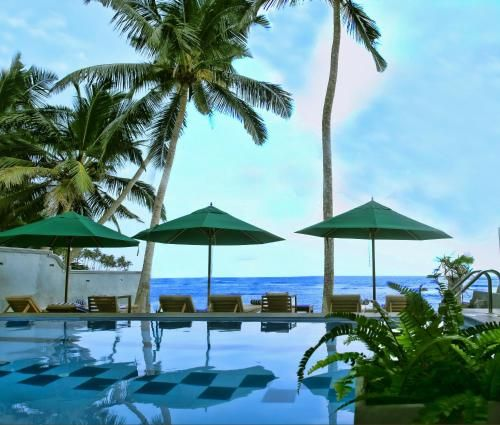 Sea World Resort in Mirissa