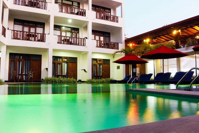 Randiya Sea View Hotel, Mirissa