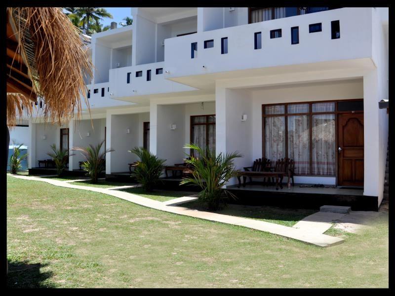 Serenity Resort outside