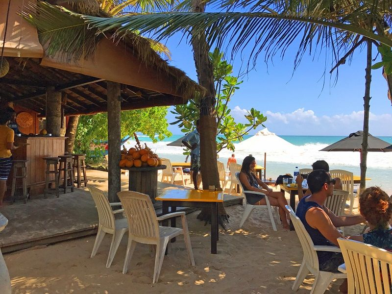 Central Beach Inn, Mirissa