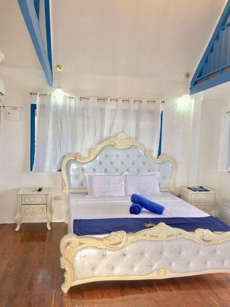 room at Siquijor Eastern Garan Seaview Resort