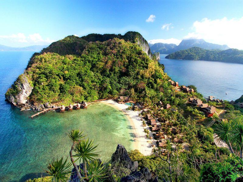 Cauayan Island Resort & Spa, El Nido