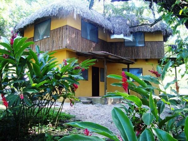 Cabañas Kin Balam Palenque, Mexico