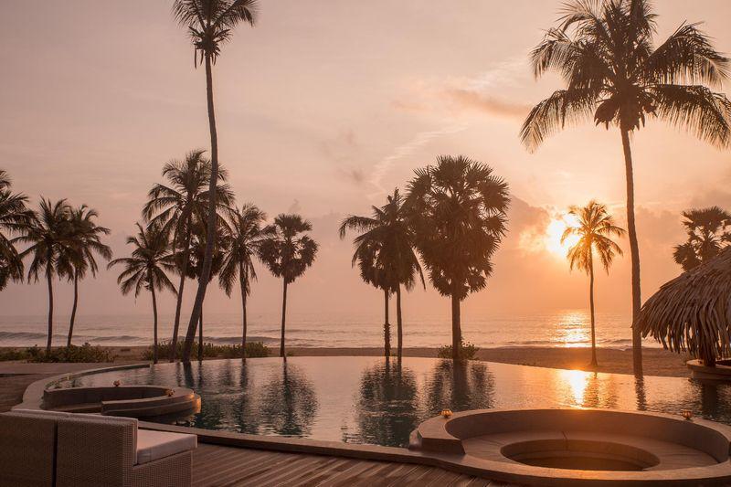 Jetwing Surf Hotel in Arugam Bay, Sri Lanka