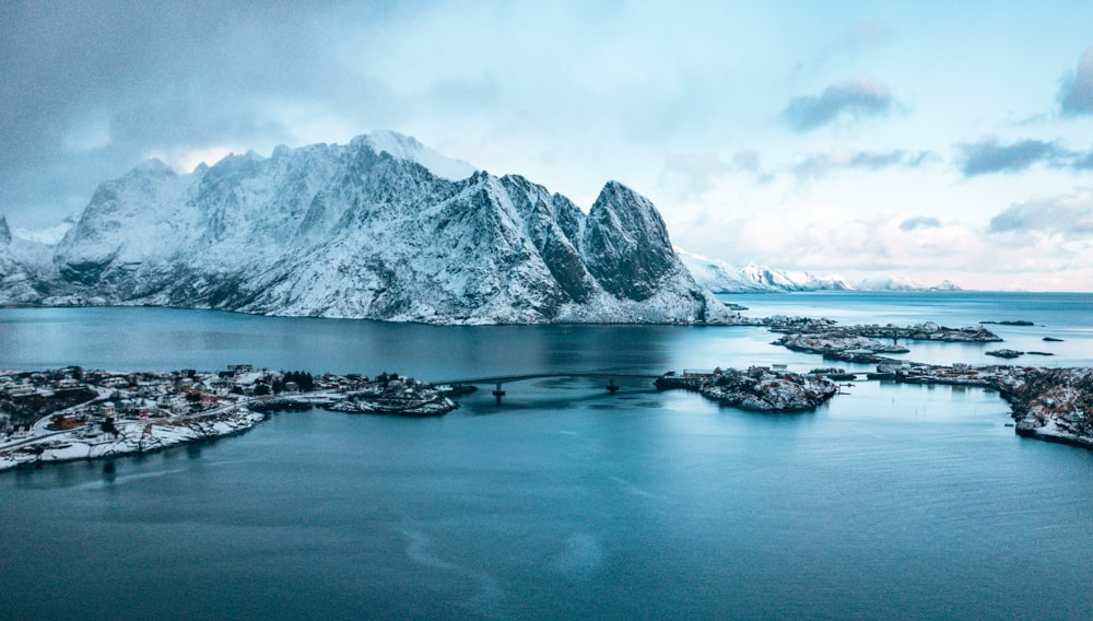 lofoten islands roadtrip