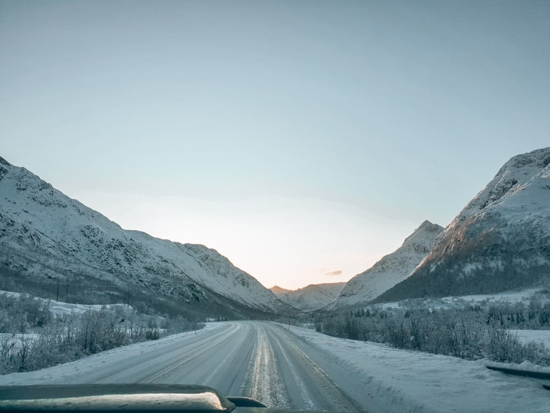 roadtripping norway
