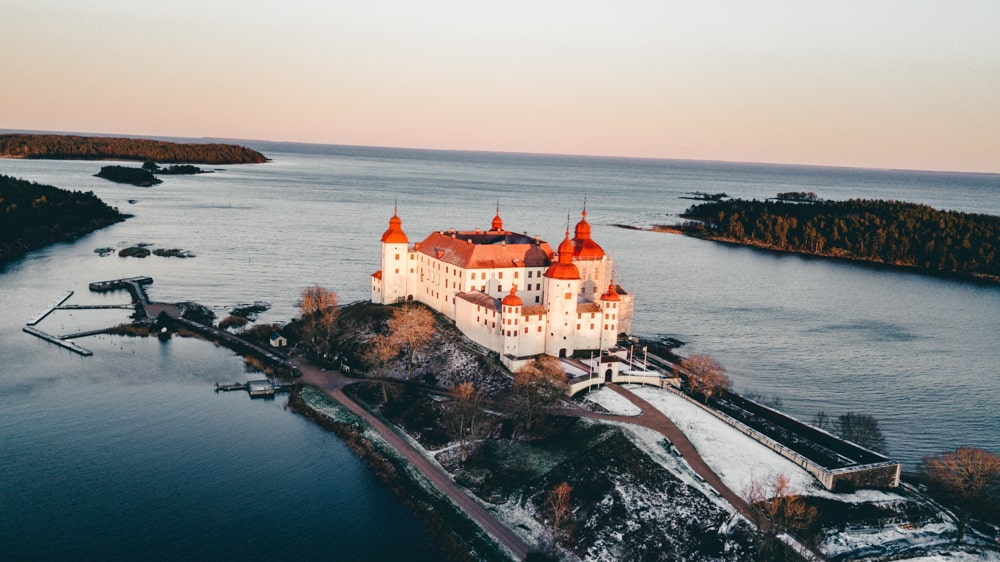 castles in sweden
