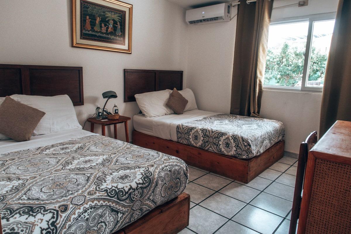 San Salvador accommodation