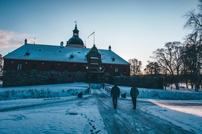 castles outside stockholm