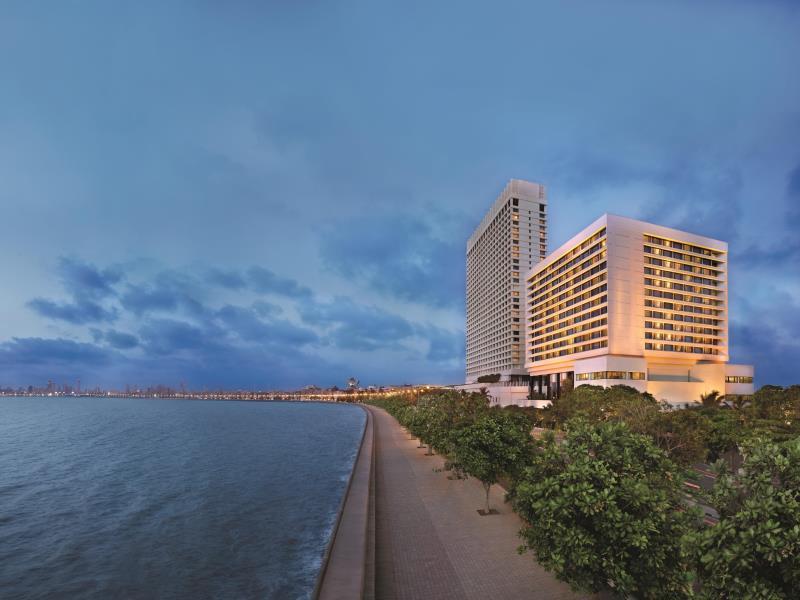The Oberoi hotel in Mumbai