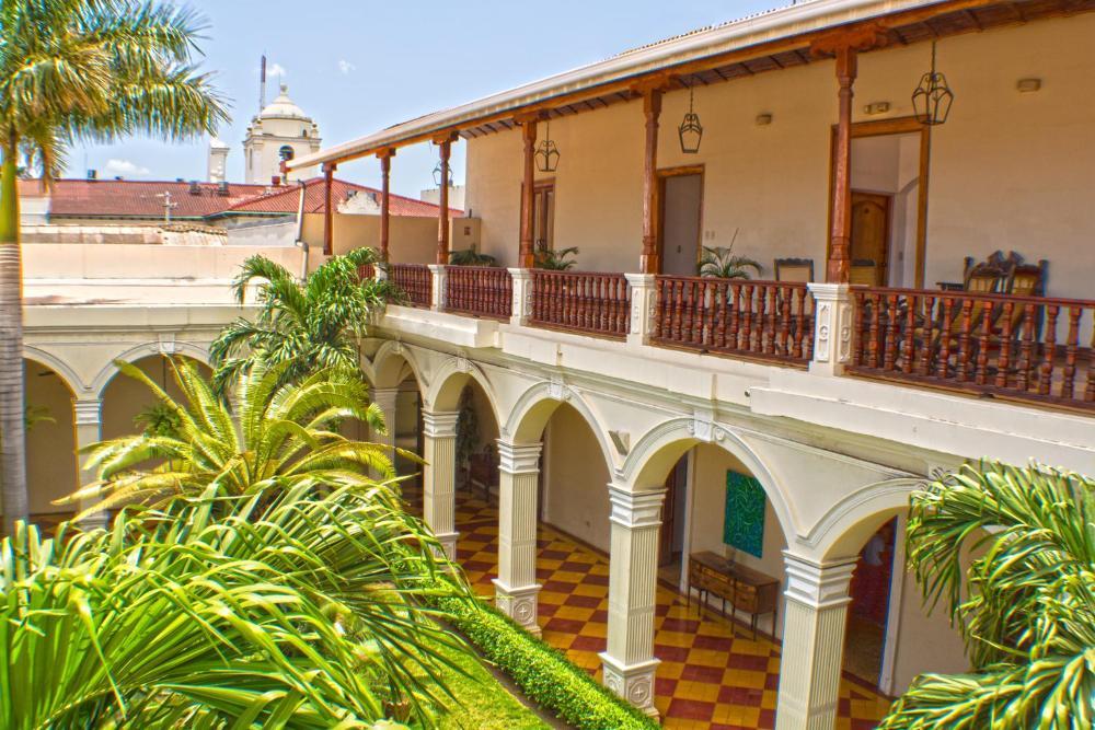 Hotel La Perla Leon Nicaragua