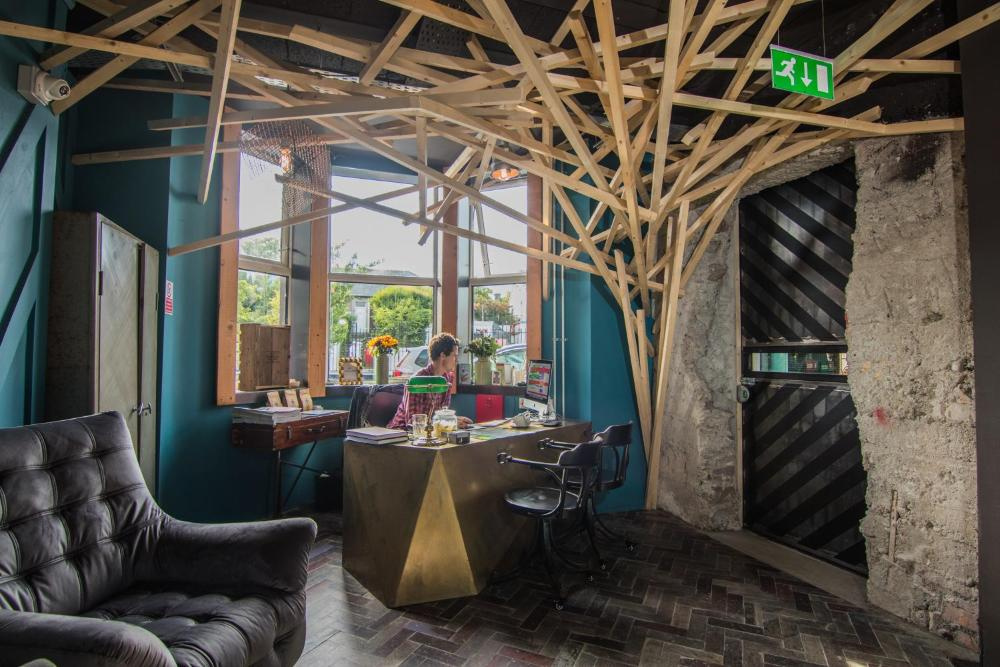 The Nest Boutique Hostel in Galway City