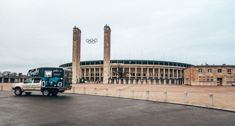 olympic stadium in berlin
