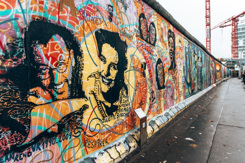 east side gallery ebrlin