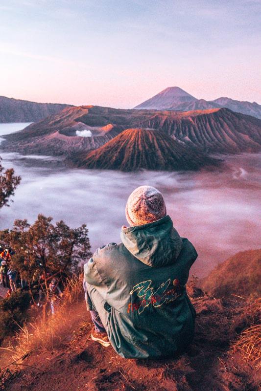 mount bromo indonesia